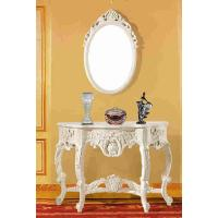 Wholesale Living Room Furniture Wood Dressing Table And Mirror European Antique from china suppliers