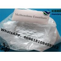 Wholesale Methenolone Enanthate Raw Steroid Powders 99% Purity For Big Mass Gain from china suppliers