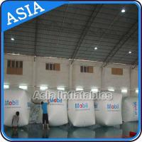 Wholesale Triangle Cube Shape of Inflatable Buoy On Sale For Water Games from china suppliers