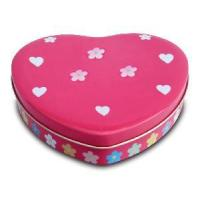 Wholesale Heart Shape Tin Box (MN0003) from china suppliers