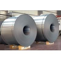 Wholesale SPCC Cold Rolled Galvanized Steel Coil Regular Spangle 0.3mm Thickness from china suppliers
