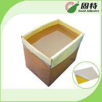 Buy cheap Styrene Elastomer Colorless High Viscosity Amber Animal Jelly Glue For Insect-Catch Glue Board from wholesalers