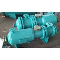 Buy cheap Glass lined multi tube heat exchanger , chemical industry tank heat exchanger from wholesalers