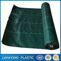 Wholesale high quality export America pp weed control cover /weed barrier/ground covermat from china suppliers