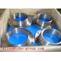Wholesale TOBOGROUP C207 class B class D ASTM A694 F42 steel-ring flanges from china suppliers
