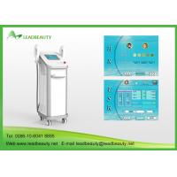 Wholesale 3000W power SHR Hair Removal Machine Semiconductor + water + Air Cooling triple systems from china suppliers