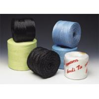 Wholesale Agriculture PP Packing Baler Twine , Raw White Red Blue hay baling twine from china suppliers