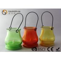 Wholesale Customized Glass Jar Lights , Glass Jar Lanterns Color Changing from china suppliers