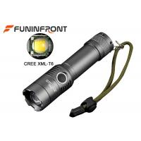 Wholesale Adjustable CREE T6 LED Torch Water Resistant for Outdoor Camp, Cycling, Hunting from china suppliers
