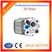 Wholesale CBK Miniature Hydraulic Gear Pump With Low Weigh / Power Ratio from china suppliers