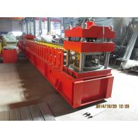 Wholesale 11 KW 45# Steel Metal Roll Forming Machine / Cold Roll Forming Machine from china suppliers