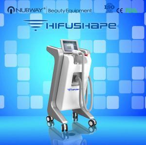 Wholesale hifu shape ultrasonic slimming equipment ultrashape machine / hifu slimming from china suppliers