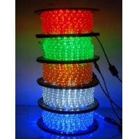 Wholesale high Voltage 220V led rope ligt 3528 60 pcs/m IP 68 from china suppliers