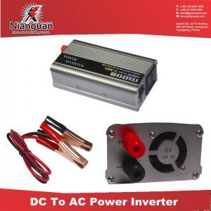 Buy cheap 800W DC to AC Modify Power Inverter / Car Power Inverter / Power Inverter Manufacturer  from wholesalers