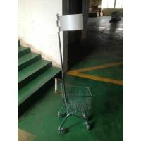 Wholesale Steel Children kids Play Shopping Cart  with logo and flag logo pole from china suppliers