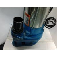 Quality IP68 Deep Well Submersible Pump Centrifugal Sewage Pumps With Impeller Iron for sale