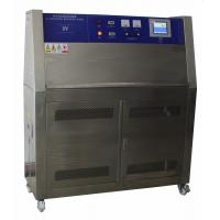 Wholesale UV Aging Testing Machine Environmental Test Chamber ISO 4892-3 / ISO 11507 Standards from china suppliers