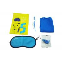 Wholesale Original Airline Amenity Kits / Five Contents Pack In Fresco Bag Travel Set from china suppliers