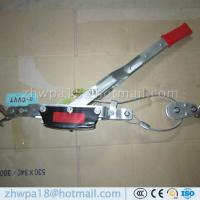 Wholesale Best price Hand Winch Puller Cable  Wire rope puller from china suppliers