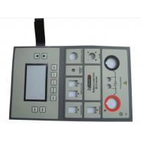 Wholesale PET Metal Dome Flexible Membrane Switch , Moisture Proof 25-100mA Rated Current from china suppliers