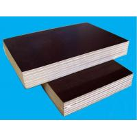 Wholesale Supply 18mm 4X8 3X6 Black Cheap Film Faced Plywood for Construction & Real Estate from china suppliers