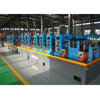 Wholesale Blue ERW API Pipe Mill / High Frequency API Tube Welding Machine from china suppliers