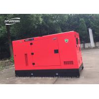 Wholesale 44KVA 35KW Emergency Diesel Generator Genset 1003TG 1500RPM / 1800RPM from china suppliers