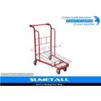 Wholesale Heavy Weight Capacity Supermarket Shopping Trolley Cargo Cart For Wholesales from china suppliers
