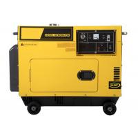 Wholesale Silent Small Portable Diesel Generator with 4-stroke , air-cooled , single-cylinder engine from china suppliers