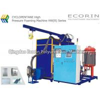 Buy cheap Cyclopentane High Pressure Polyurethane Foam Machine HW ( R ) - 20 380V 18KW from wholesalers