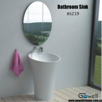 Wholesale pedestal sink from china suppliers