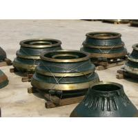 Quality High Cr Cast iron Crusher Wear Parts for sale