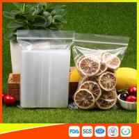 Plastic Tight Seal  Packing Ziplock Bags Reclosable Poly Storage Bags