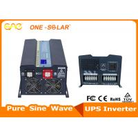 Wholesale Pure Sine Wave Vehicle Power Inverter 6000w DC 48v With MPPT Stabilizer from china suppliers