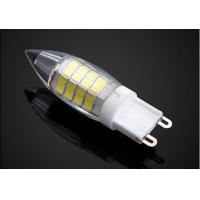 Wholesale Reliable 3.5W G9 LED Light Mexico 350LM 100LM/W CRI 80Ra Heat Sink from china suppliers