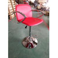 Wholesale Trendy Plastic Counter Stools , Wine Barrel Bar Stools Half Round Footrest from china suppliers