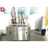Buy cheap Automatic BOV Bag On Valve Aerosol Filling Machine For Shaving Foam Spray Shaving Gel from wholesalers