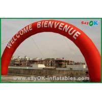 Wholesale Start Finish Inflatable Arch from china suppliers