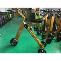 Wholesale Industrial Three Wheel Electric Scooters For Children Motorcycle Zappy Scooter from china suppliers