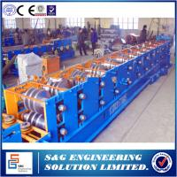 Wholesale Fully automatic Interchange Z purlin interchangable metal roll forming machine from china suppliers