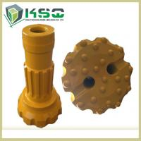 Buy cheap Blast Deep Hole Hammer DTH Drill Bits For Water Well Green Golden from wholesalers
