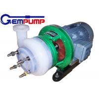 Wholesale Fluorine Chemical Centrifugal Pump for pesticides / Dye industry pumps from china suppliers