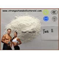 Wholesale 99% Raw Steroid Powder Hormone Testosterone Enanthate Test Enanthate For Muscle Building from china suppliers