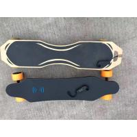 Wholesale Electric skateboard,4 wheels Remote control high speed electric skateborad Factory GK-ES01 from china suppliers