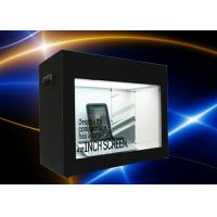 Wholesale Colorful Transparent Display Box With HDMI VGA USB SD BN from china suppliers
