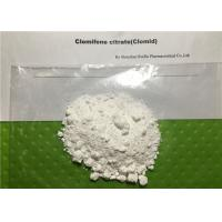 Quality Clomid Clomiphene Citrate Pharmaceutical Steroids , Clomifene Citrate SARM Steroids for sale