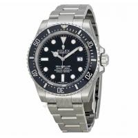 Wholesale Rolex Seadweller Black Dial Stainless Steel Mens Watch 116600BKSO from china suppliers