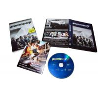Quality Free Shipping New Release US Version Furious 7 Movie Wholesale for sale