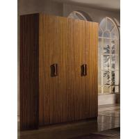 Wholesale Oak wood bedroom furniture four doors Wardrobe from china suppliers