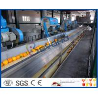 Wholesale Full Automatic Engery saving Orange Processing Line for Turn Key Project from china suppliers